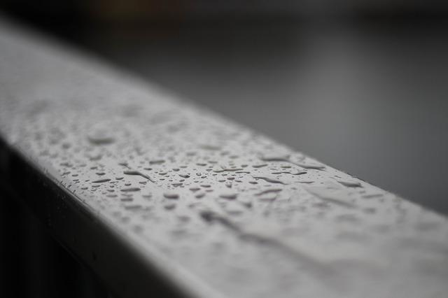 חומרי איטום לימי גשם חורפיים