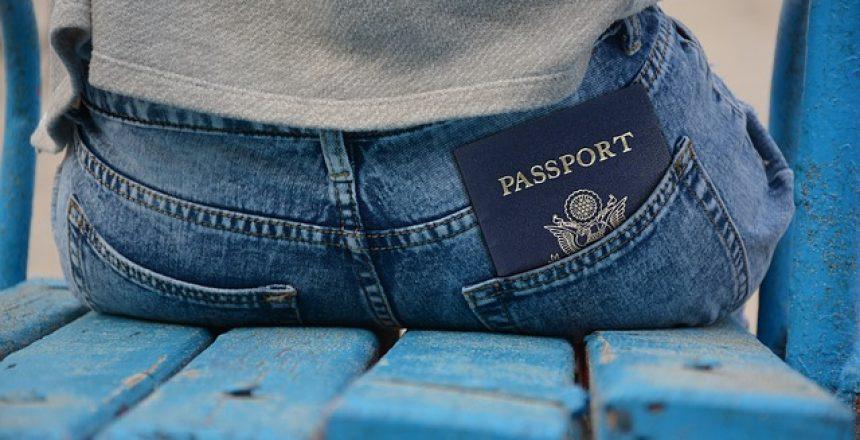 דרכון אמריקני